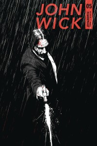 JOHN WICK #5 (OF 5) CVR B MCWILLIAMS