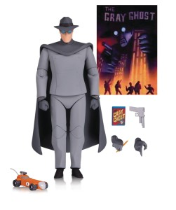 BATMAN ANIMATED GRAY GHOST AF
