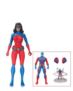 DC COMICS ICONS ATOMICA DELUXE AF