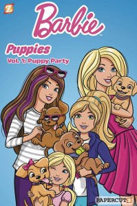 BARBIE PUPPIES GN VOL 01 PUPPY PARTY