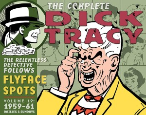 COMPLETE CHESTER GOULD DICK TRACY HC VOL 19