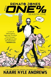 RENATO JONES ONE PERCENT TP VOL 01