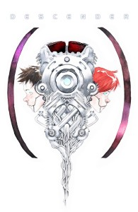 DESCENDER DELUXE ED HC VOL 01
