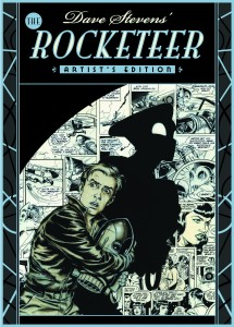DAVE STEVENS' ROCKETEER ARTIST'S EDITION NEW PRINTING