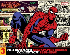 AMAZING SPIDER-MAN ULT NEWSPAPER COMICS HC VOL 03 1981-1982