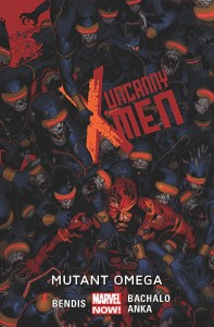 Uncanny X-Men Tom 5 Mutant Omega