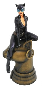 DC GALLERY CATWOMAN COMIC PVC STATUE
