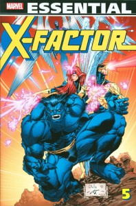 ESSENTIAL X-FACTOR TP VOL 05