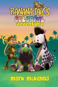 BANANA TAIL'S COLORFUL ADVENTURE HC