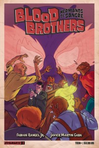 BLOOD BROTHERS #2 (OF 4)