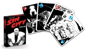 SIN CITY PLAYING CARDS (2ND ED)