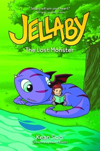 JELLABY CAPSTONE ED GN VOL 01 LOST MONSTER