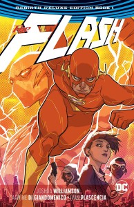 FLASH REBIRTH DELUXE COLLECTION HC VOL 01