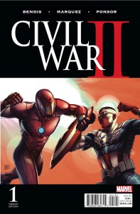 CIVIL WAR II #1 (OF 8) MCNIVEN VAR