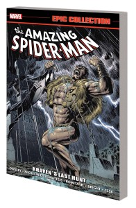 AMAZING SPIDER-MAN EPIC COLLECTION TP KRAVENS LAST HUNT