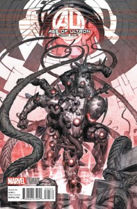 AGE OF ULTRON #5 (OF 10) ULTRON KIM VAR