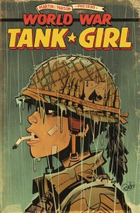 TANK GIRL WORLD WAR TANK GIRL TP