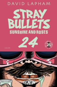 STRAY BULLETS SUNSHINE & ROSES #24