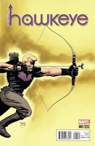 ALL NEW HAWKEYE #1 SALE VAR