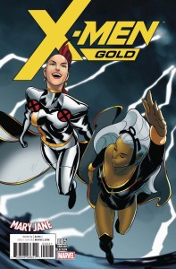 X-MEN GOLD #5 PIPER MARY JANE VAR