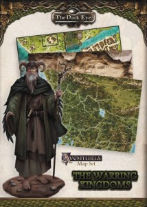 DARK EYE WARRING KINGDOMS MAP SET
