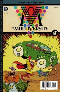 MULTIVERSITY #1 CHRIS BURNHAM VAR ED