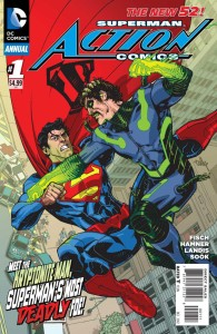 ACTION COMICS ANNUAL #1 (N52)