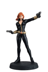 MARVEL FACT FILES SPECIAL #8 BLACK WIDOW