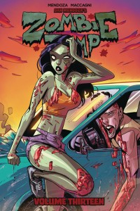 ZOMBIE TRAMP TP VOL 13 BROTHEL