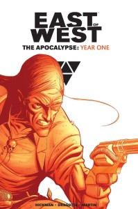 EAST OF WEST THE APOCALYPSE YEAR ONE HC (NEW PTG)