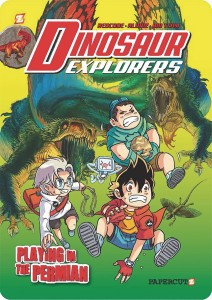 DINOSAUR EXPLORERS GN VOL 03 PLAYING IN THE PERMIAN