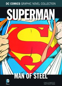 DC COMICS GN COLLECTION VOL 10 -  MAN OF STEEL
