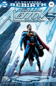 ACTION COMICS #992 VAR ED