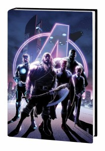 AVENGERS TIME RUNS OUT PREMIERE HC VOL 01
