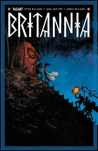 BRITANNIA #1 (OF 4) CVR E 20 COPY INCV LEE