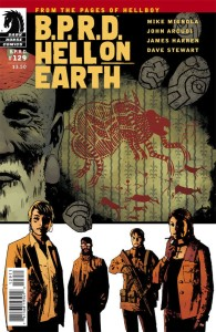 BPRD HELL ON EARTH #129