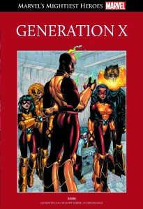 MARVELS MIGHTIEST HEROES VOL 63 GENERATION X HC