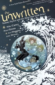 UNWRITTEN TOMMY TAYLOR & THE SHIP THAT SANK TWICE TP