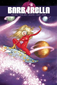 BARBARELLA #8 CVR E YARAR EXC SUBSCRIPTION VAR