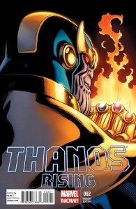 THANOS RISING #2 (OF 5) MCGUINNESS VAR NOW VF