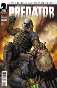 PREDATOR FIRE AND STONE #4 (OF 4)