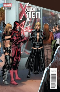 UNCANNY X-MEN #30 LARROCA WELCOME HOME VAR