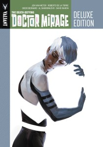 DEATH DEFYING DR MIRAGE DELUXE ED HC VOL 01