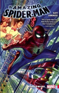 AMAZING SPIDER-MAN TP VOL 01 WORLDWIDE