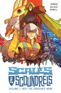 SCALES & SCOUNDRELS TP VOL 01 INTO THE DRAGONS MAW