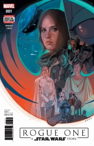 STAR WARS ROGUE ONE ADAPTATION #1 (OF 6)