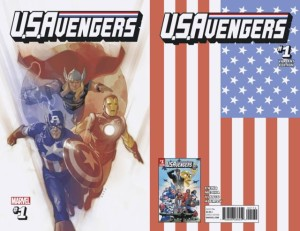 US AVENGERS #1 NOTO SECRET VAR NOW