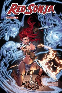 RED SONJA #19 CVR E ROYLE EXC SUBSCRIPTION VAR