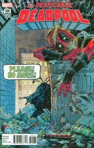 DESPICABLE DEADPOOL #300 MOORE VAR
