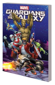 GUARDIANS OF THE GALAXY AWESOME MIX DIGEST TP